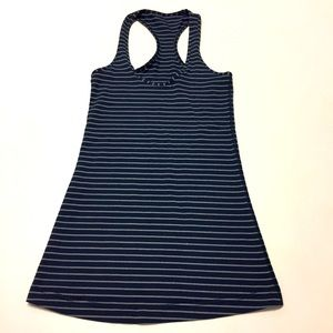 lululemon Cool Racer back *Pretty New, Navy stripe